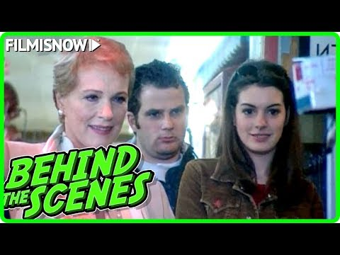 THE PRINCESS DIARIES (2001) | Behind the Scenes of Anne Hathaway Comedy Movie