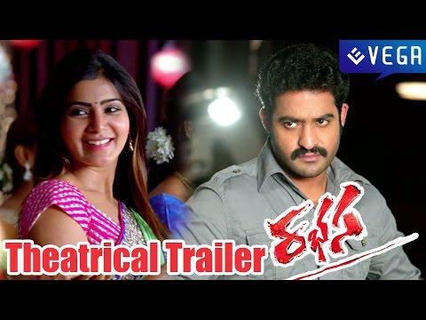 Tollywood Movies - Watch Jr NTR's Rabhasa / Rabasa Movie Theatrical Trailer - Latest Telugu Movie Trailer 2014 Rabhasa Movie Songs / Rabhasa Movie Video Songs / Rabhasa Movie A...