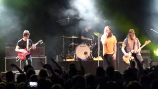 Video Reef - Place Your Hands Live @ Bristol Academy March 06th 2015 MP3, 3GP, MP4, WEBM, AVI, FLV Agustus 2018