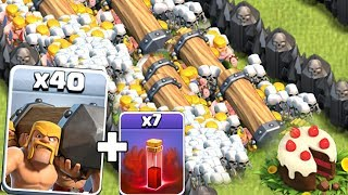 Video BATTLE RAM SPAM TROLL!!! | Clash Of Clans |  NEW SECRETS IN COC?!? MP3, 3GP, MP4, WEBM, AVI, FLV Oktober 2017