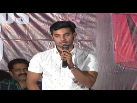 Aadi Hilarious Speech At Chuttalabbayi Movie Platinum Disk Function || Shalimar Trailers