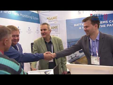 DAME Category Winner SIMARINE NEREIDE – Smart Power Panel METSTRADE 2017 1