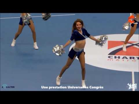 Show Pompom Girl by Universalles Congrès !