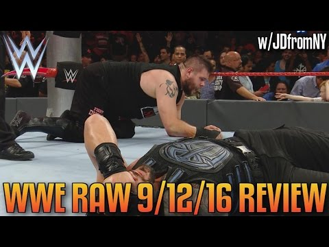 Wwe Raw 9/12/16 Review & Results: Can Monday Night Raw Get Any More Boring? Rusev Saves Us All...
