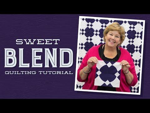 patchwork - sweet blend quilt