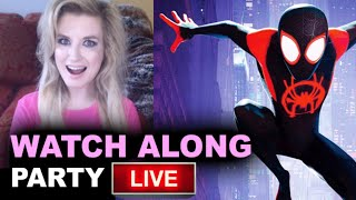 Into the Spider-Verse WATCH ALONG PARTY by Beyond The Trailer