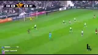 Resumo do jogo entre Corinthians e vitoria