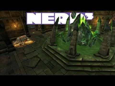 Nerd³ Keeps a Dungeon - War for the Overworld - 19 Feb 2018 (видео)