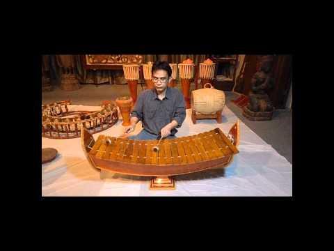 Khmer Musical Instruments – Tro Khmer