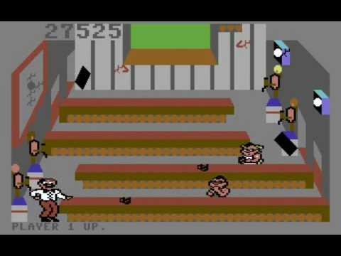 C64 Longplay - Tapper (HQ)