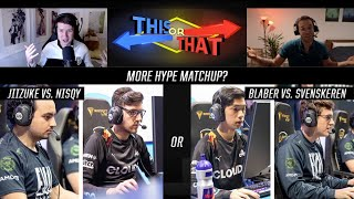 This or That | The Salty Runback by League of Legends Esports