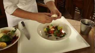 Recette d'une Salade de Légumes Confits