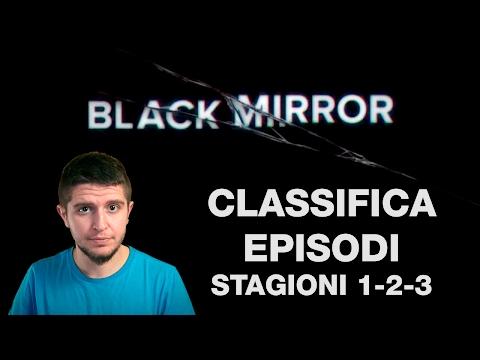 Black Mirror - classifica degli episodi