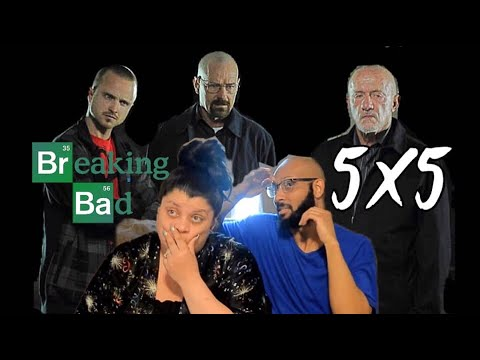 """Breaking Bad S5 E5 """"Dead Freight"""" - REACTION!!! (Part 1)"""