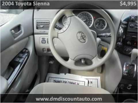 2004 Toyota Sienna Used Cars Stafford VA
