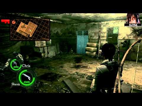 Resident Evil 5 - Chapitre 1-2 - Dark_FuNeRaL & ExVSK