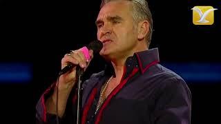 Morrissey - Let me kiss you - Festival de Viña del Mar 2012