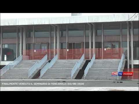 FINALMENTE VENDUTO IL SEMINARIO DI TENCAROLA | 03/08/2020