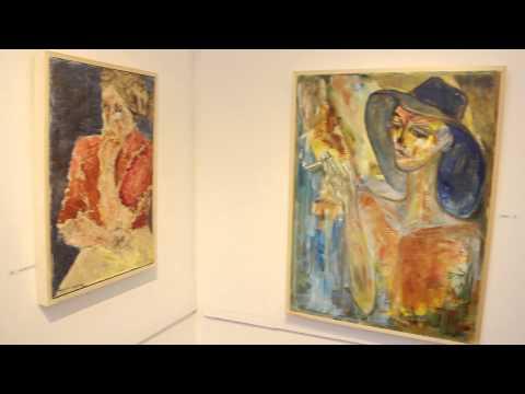 דוד סיבוני - אומן בצבע
