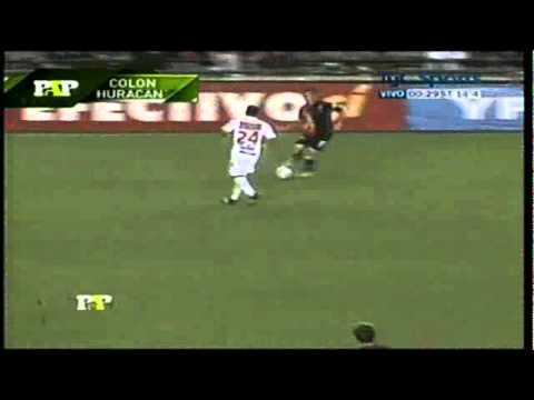 Colón 3 - 0 Huracán(Clausura 2011)