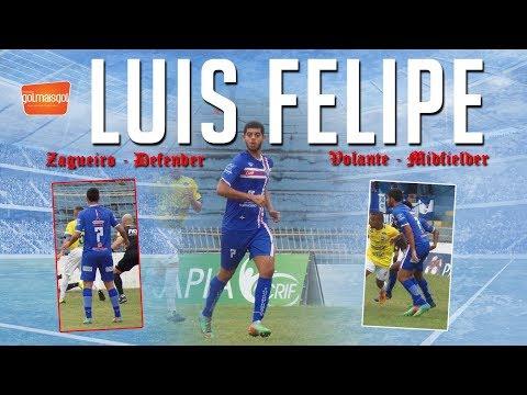 LUIS FELIPE - ZAGUEIRO / VOLANTE - Luis Felipe da...