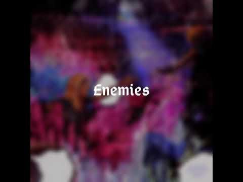 Lil Uzi Vert - Enemies (Lyrics) [ Luv Is Rage ]