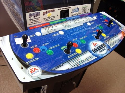 EA Sports Madden Football Arcade Game Overview - 2005 Release