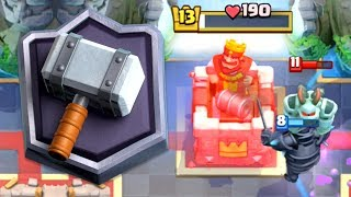 Let's hop into some early season trophy pushing in Clash Royale, where we want to get a head start on hitting top leagues!