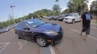 Autoline's 2011 Mazda Mazda6 I Sport Walk Around Review Test Drive