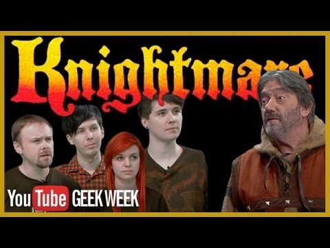 Knightmare TV Show Remake | YouTube Geek Week