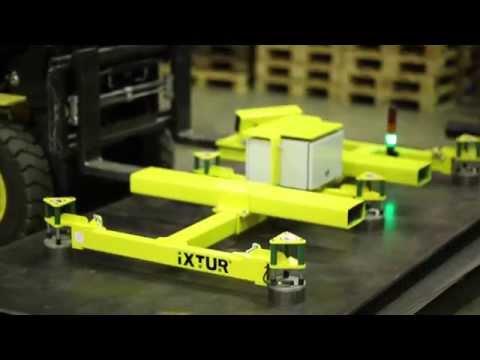 Sollevatore automatico lamiere Ixtur PLE-700
