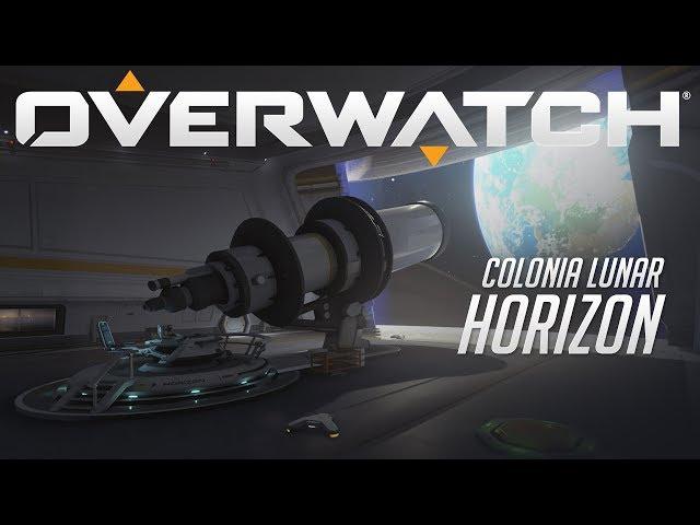 Colonia lunar Horizon | Avance nuevo mapa