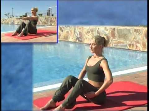 Pilates silhouette en 20′ par jour – Exercices