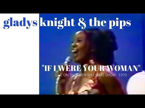 Tekst piosenki Gladys Knight & The Pips - If I Were Your Woman po polsku