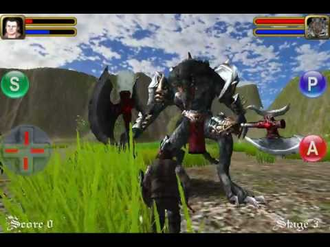 Video of Lexios - 3D Action Battle Game