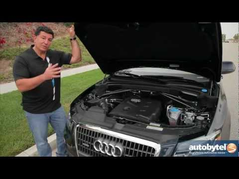 2012 Audi Q5 Test Drive & Luxury Crossover SUV Video Review