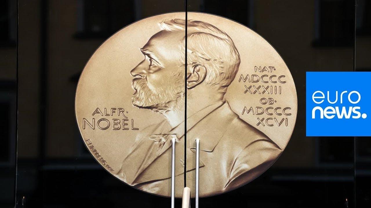 H επιτροπή Νόμπελ ανακοινώνει το βραβείο Ειρήνης
