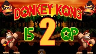 Donkey Kong is OP – Smash 4 Montage