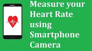 In this video you will learn how can you measure your heart rate from android smartphone camera lens with almost 90% of accuracy.It works on principal of Fast Fourier transformation which is concept of computer vision and signal processing .Music track used:cahb-secret