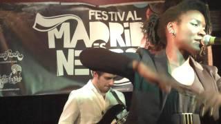 El Festival Madrid Es Negro presenta: Cosmosoul en Tempo Club