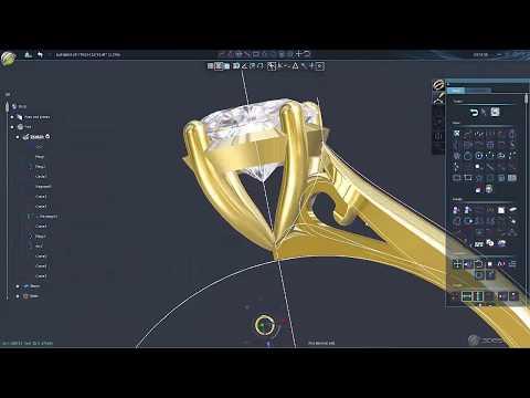 3Design, Jewelry Design Software