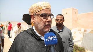 شهادات في حق الراحل عبد الكبير العلوي المدغري أثناء مراسيم دفنه
