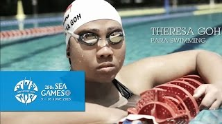 Greatest - Daphne Khoo | Songs of 28th SEA Games & 8th ASEAN Para Games 2015 [Lyric Video], sea game,sea games,sea games 28