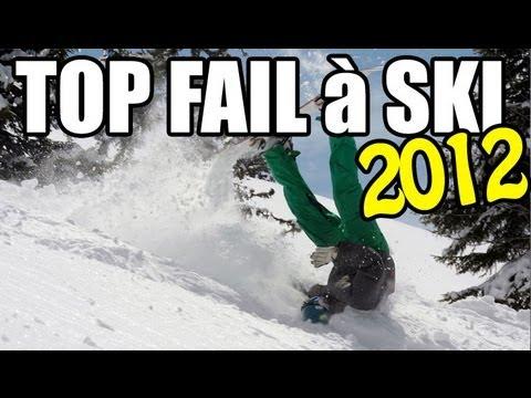 SKI - Abrutis.com vous fait découvrir sa selection des meilleur vidéos de FAIL en Ski de l'année. Plus de vidéos sur http://www.abrutis.com.