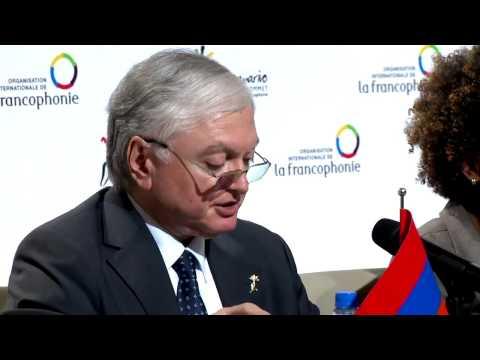 16th Summit of La Francophonie in Madagascar