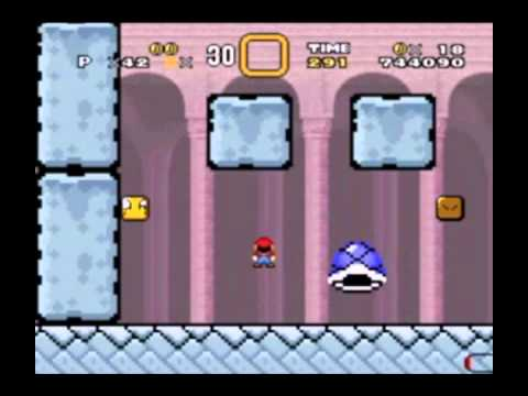 SMW - Custom Boss Rush Part 15 (72 -78)