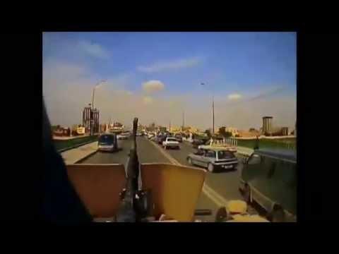 U S mercenaries shooting and driving over people in Iraq SHOCKING VIDEO