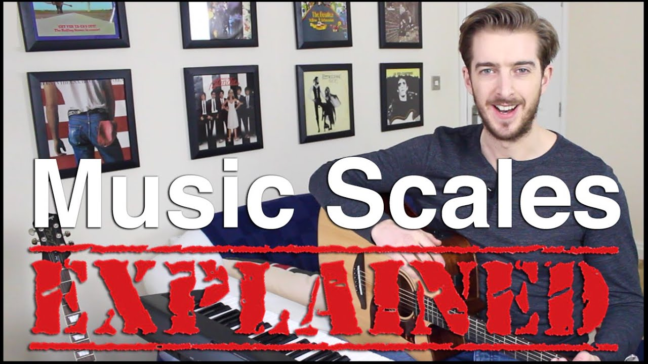 Music Scales EXPLAINED – Major Scale VS Minor Pentatonic