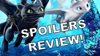 Video How to Train Your Dragon 3: SPOILERS Review! MP3, 3GP, MP4, WEBM, AVI, FLV Maret 2019