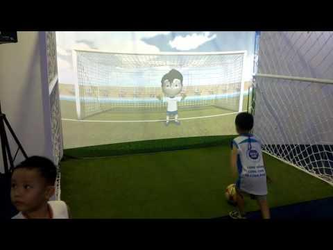 Enfa Interactive Football (видео)